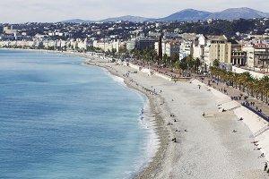 Promenade de Anglais, Nice