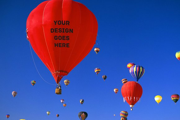 Balloon Mock-up#6