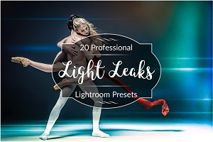 Professional Light Leaks Lr Presets