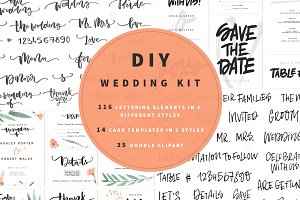 DIY Wedding Kit