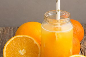 citrus and orange juice