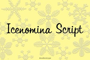 Icenomina Script