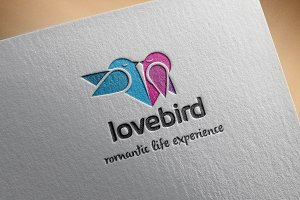 Love Bird Logo