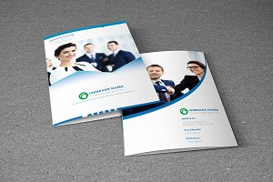 Business Brochure Template -V705