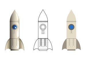 Rocket Symbol