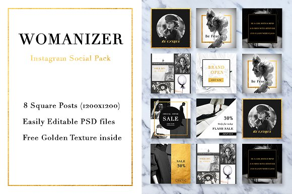 The Womanizer Social Pack
