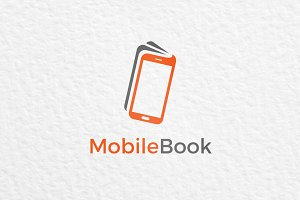 Mobile Book Logo