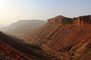 Adrar mountain, Mauritania