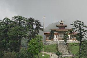 Druk Wangyal Lhakhang, Dochula Pass, Bhutan