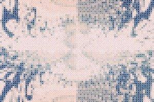 Abstract  pixel art  texture