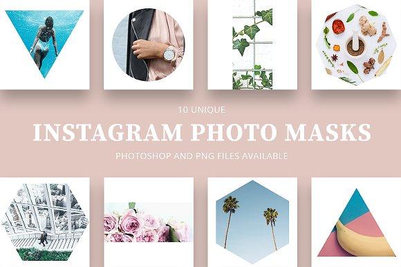 Instagram Photo Masks