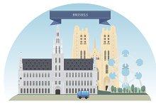 Cities of Belgium