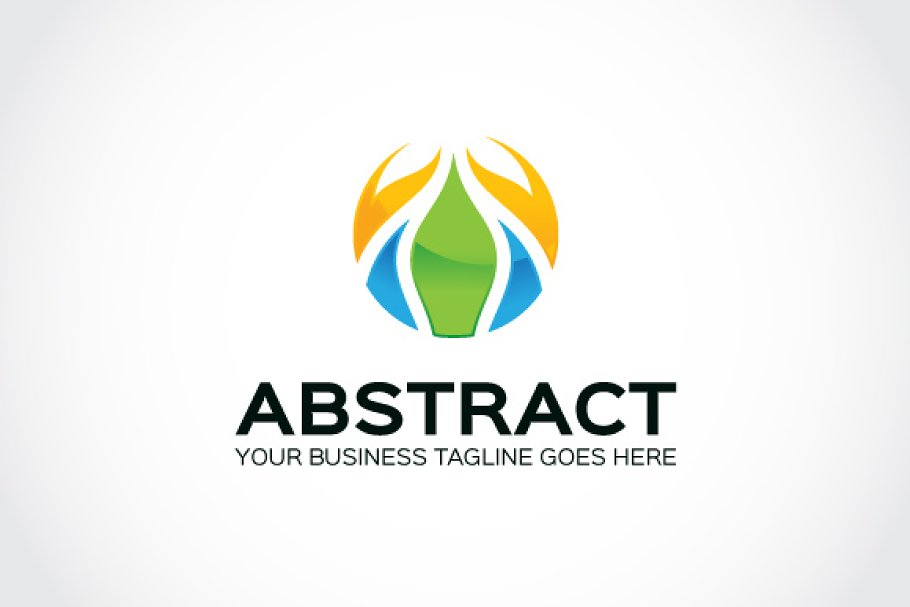 Abstract Logo Template in Logo Templates - product preview 8