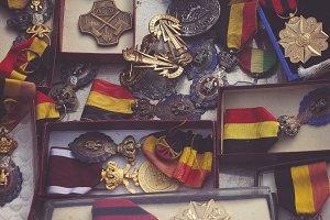 Belgian Decorations