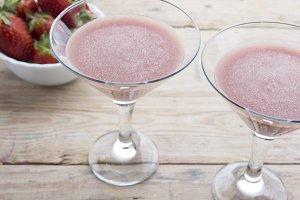 Juice of strawberry