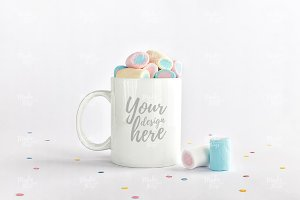 White mug stock photography #6144
