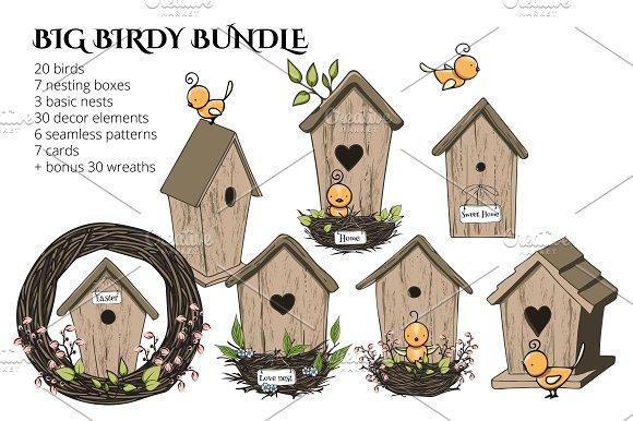Big Birdy Bundle