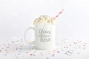 White mug stock photography #6147