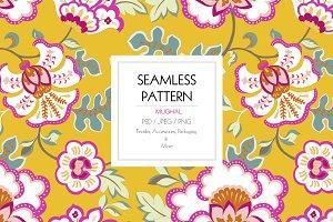 Mughal Seamless Pattern