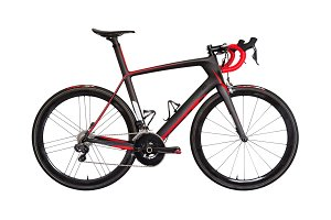 Professional carbon race road bike