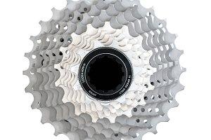 Bike cassette, 11 speed. Carbon ti