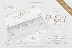 Wedding Bundle Vol.2 - Harry & Sally