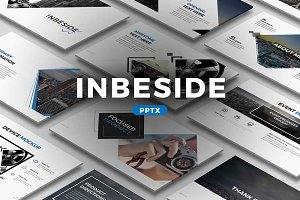 Inbeside Powerpoint Template