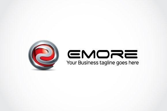 Emore Logo Template in Logo Templates - product preview 1