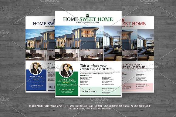 Modern Real Estate Flyer V2