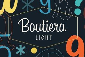 Boutiera Light