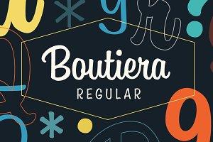 Boutiera Regular