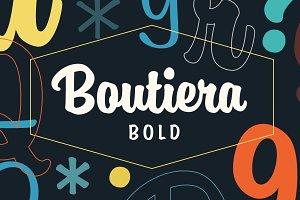 Boutiera Bold