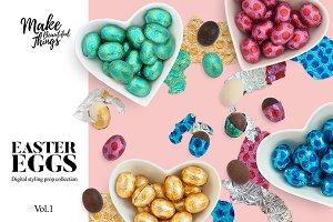 Easter digital props Vol. 1