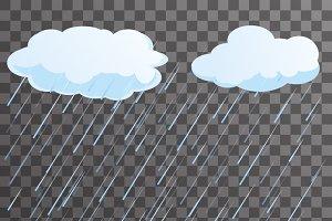 rain flat concept