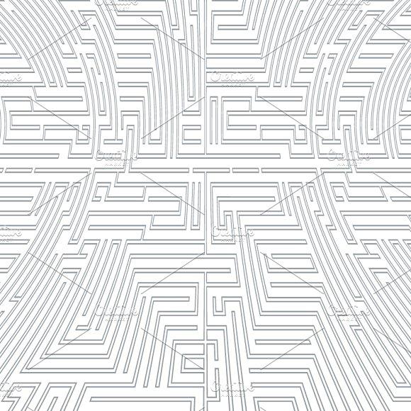 Intricacy Labyrinth