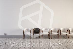 Stock Photo - Chairs, Interior