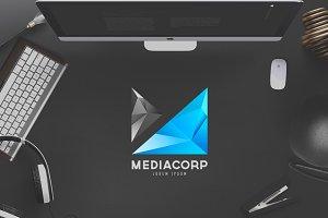 Modern Multimedia Logo