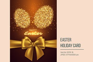 Easter holiday design.