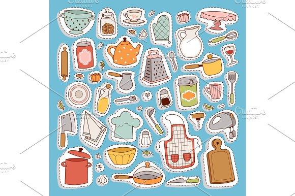 Kitchen Set Icon