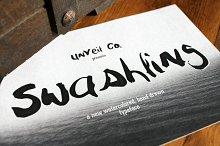 Swashling Typeface