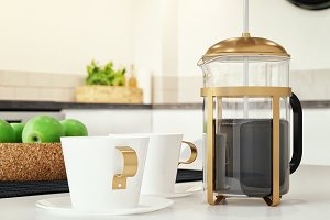 Shock Photo - Coffee, Interior