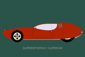 concept race car