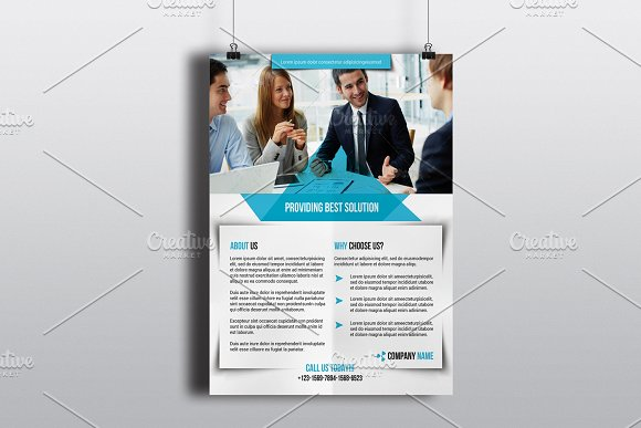 Business Flyer V525