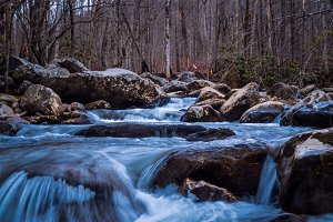 Water in the Smoky Mountains