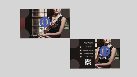 Phosdcccrn Business Card Template