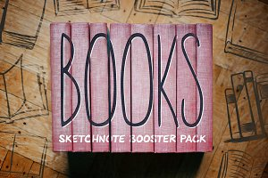 Books: Sketchnote Booster Pack