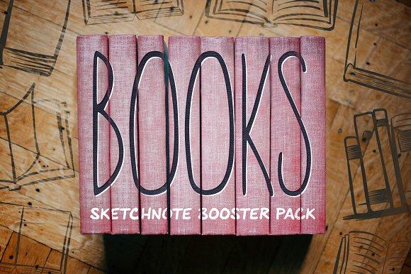 Books: Sketchnote Booster Pack