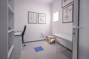 interior Physiotherapist office
