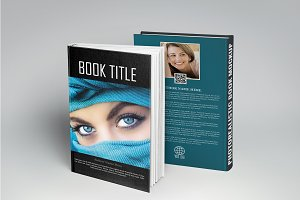 Book Cover Design PSD