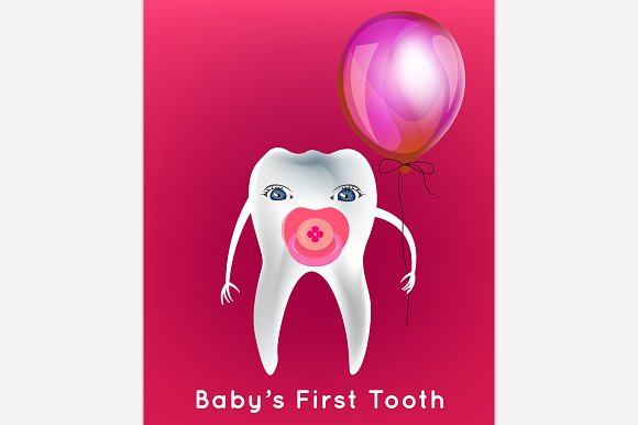 Baby's First Tooth